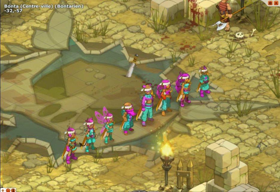 Team dofus Dead-matoos