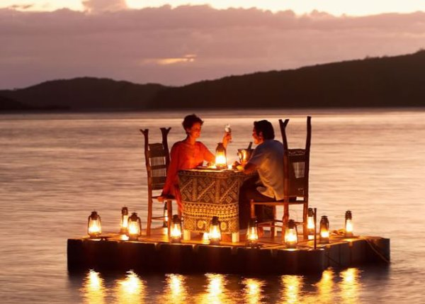 A Good Place To Be For A Romantic Diner