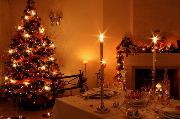 Joyeux Noël Chers Amis