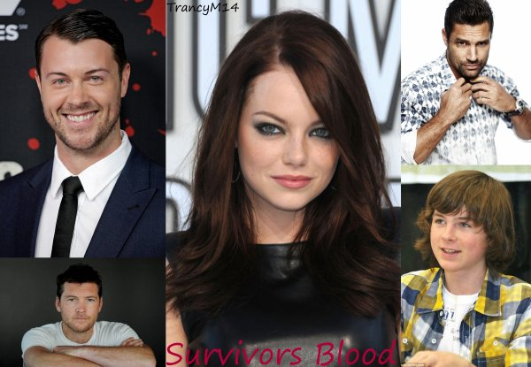 SURVIVORS BLOOD