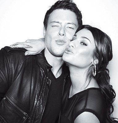 The died of Cory Monteith.