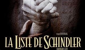 Film numéro 3 - La liste de Schindler