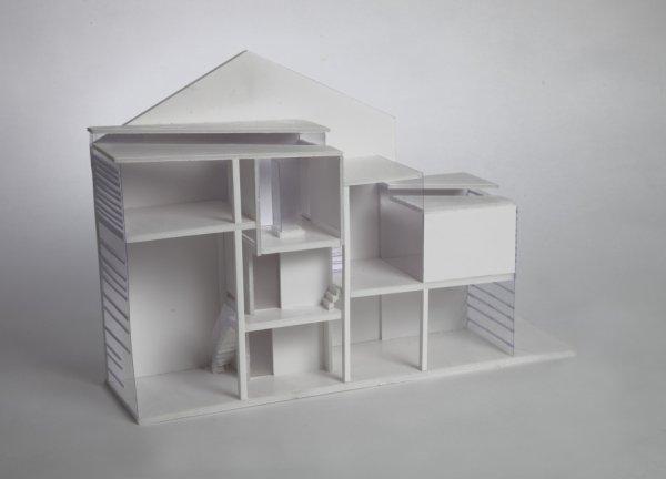 Maquette logement