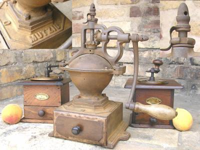 Moulin mutzig framont de comptoir ma collection de moulins caf pice farine - Moulin a cafe de comptoir ...