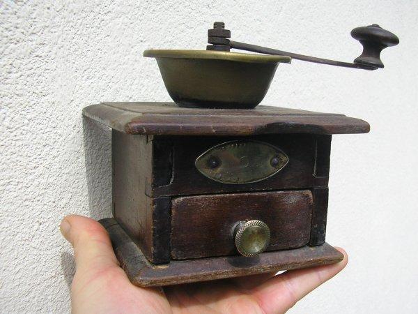 petit moulin à épice et café, Coulaux Aîné et Cie,  moitié 19ème ,Molsheim