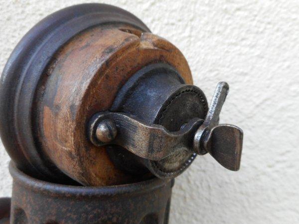 ancien moulin à café Peugeot G0 de voyage 1879-1936