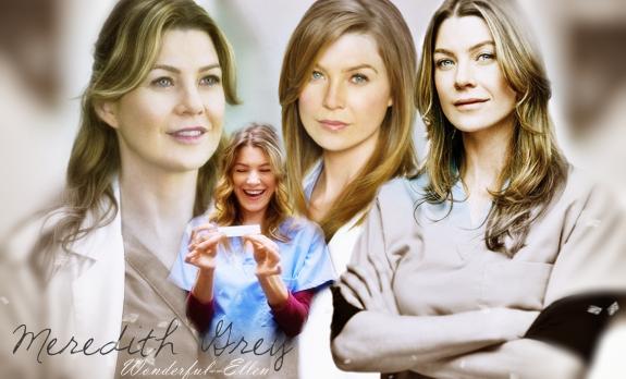 Article o4 : Présentation de Meredith Grey! (au fil des saisons) ♥ Créa ♥