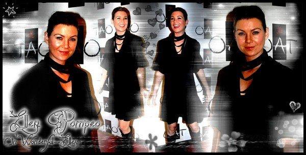 Article o3 : Présentation d'Ellen Pompeo!   ♥ Créa ♥