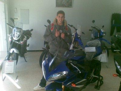la maison de moto yamaha la moto ds le couer