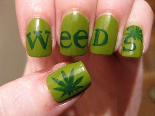 la weeds
