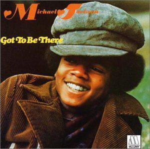 MICHAEL JACKSON  -  GOT TO BE THERE  (1972)