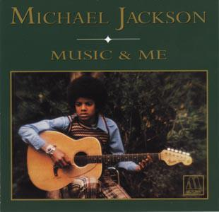 MICHAEL JACKSON  -  MUSIC AND ME  (1973)