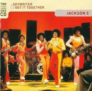 THE JACKSON 5  -  SKYWRITER  (1973) + GET IT TOGETHER (1973) (Rééd. 2001)