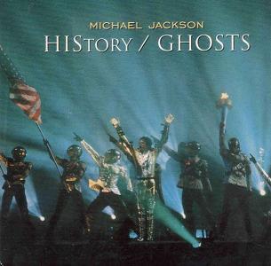 MICHAEL JACKSON - HISTORY / GHOSTS (Maxi CD, édition japonaise) (1997)