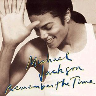 MICHAEL JACKSON - REMEMBER THE TIME (Maxi CD, édition japonaise) (1991)