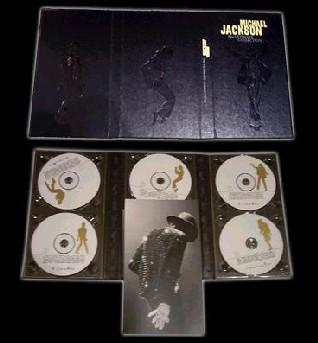 MICHAEL JACKSON - THE ULTIMATE COLLECTION (Coffret) (2004)