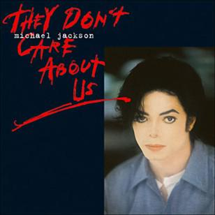 MICHAEL JACKSON - THEY DON'T CARE ABOUT US (Maxi vinyle) (1996)