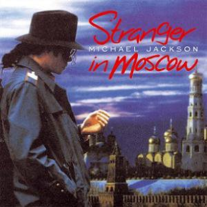 MICHAEL JACKSON - STRANGER IN MOSCOW (Maxi CD, édition japonaise) (1996)