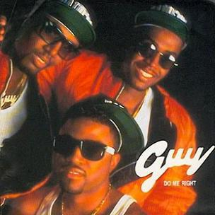 GUY - DO ME RIGHT (Maxi CD) (1991)