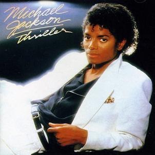 MICHAEL JACKSON - THRILLER (Vinyle 33 tours) (1982)