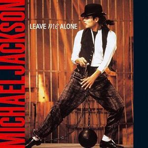 MICHAEL JACKSON - LEAVE ME ALONE (Maxi vinyle) (1989)