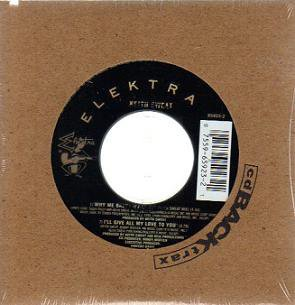 KEITH SWEAT - WHY ME BABY? (PART.2) (CD single) (1991)