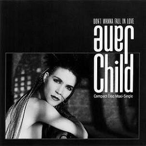 JANE CHILD - DON'T WANNA FALL IN LOVE (Maxi CD, 1990)