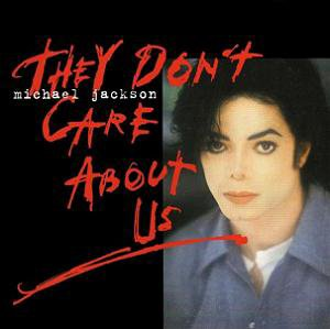 MICHAEL JACKSON - THEY DON'T CARE ABOUT US (Maxi CD) (1996)