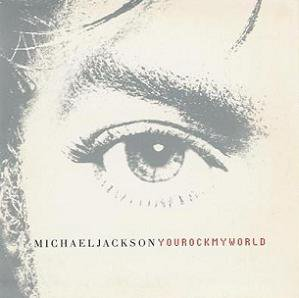 MICHAEL JACKSON - YOU ROCK MY WORLD (Maxi CD) (2001)