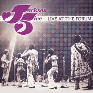 THE JACKSON 5 - LIVE AT THE FORUM (Compilation, 2010)