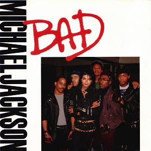 MICHAEL JACKSON - BAD (MAXI VINYLE) (1987)