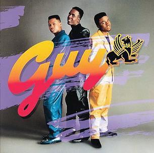 GUY - GUY (Vinyle 33 tours) (1988)
