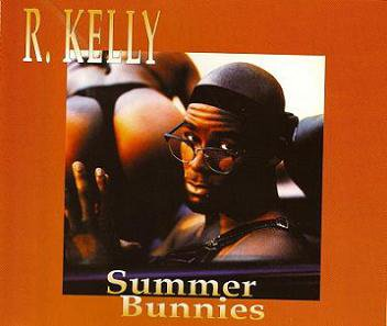 R. KELLY - SUMMER BUNNIES (Maxi CD) (1994)