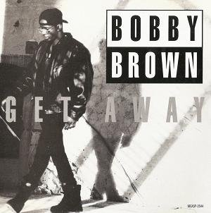 BOBBY BROWN - GET AWAY (Maxi CD promo) (1992)