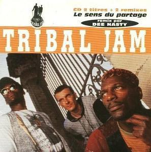 TRIBAL JAM - LE SENS DU PARTAGE (Maxi CD) (1994)