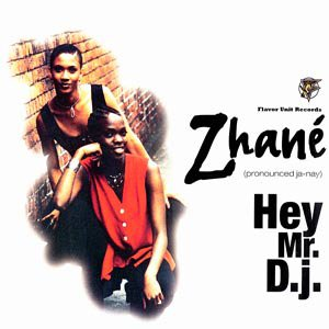 ZHANE - HEY MR. D.J. (CD single) (1993)