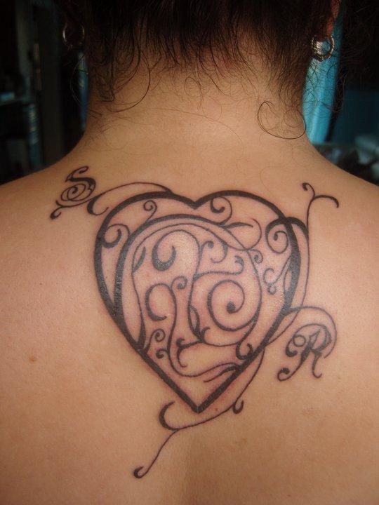 mon tatouage fraichement terminé