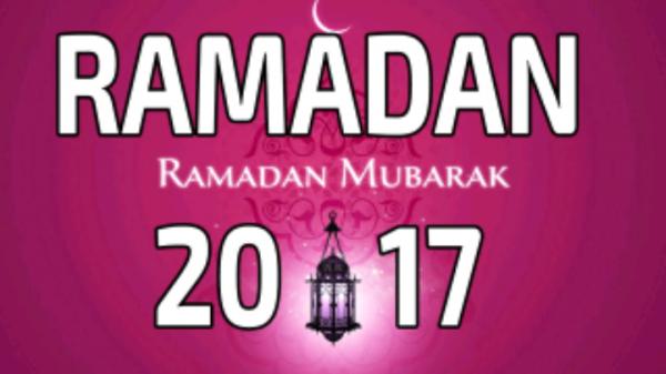 Bon ramadan 2017
