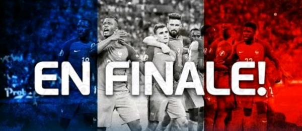 France en finale mondiale 2018