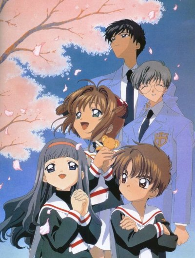Card Captor Sakura/ Sakura, Chasseuse de cartes(Comédie, Aventure, Romance, Shôjo, Magical girl)