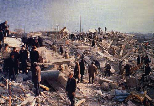 Nouveau séisme en Turquie !