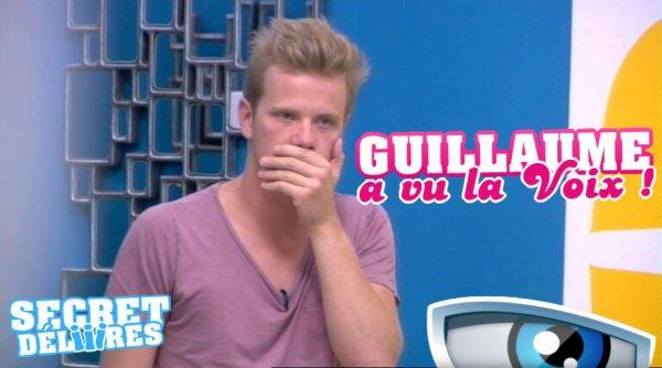 Guillaume, a vu la voix !