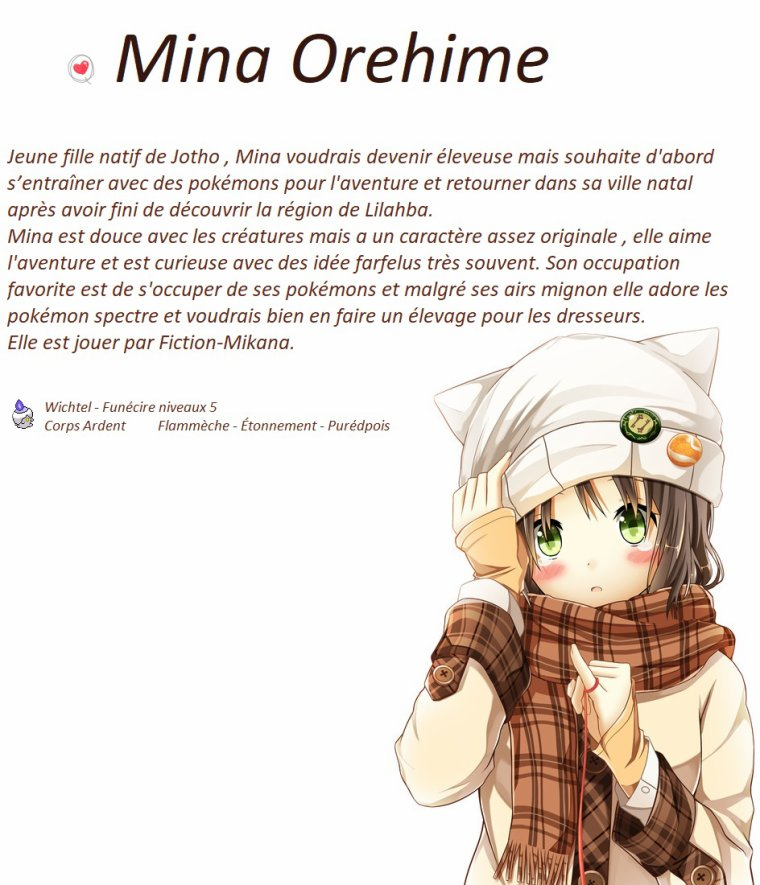 Mina Orehime