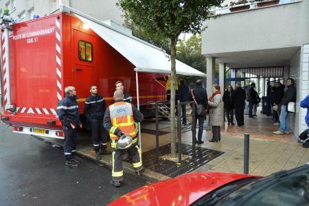 VENDREDI 16 OCTOBRE 2015 - IMPORTANTE FUITE DE GAZ A REIMS