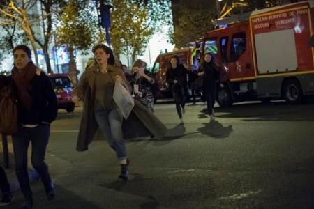 VENDREDI 13 NOVEMBRE 2015 - ATTENTATS A PARIS - LES POMPIERS MARNAIS EN RENFORT