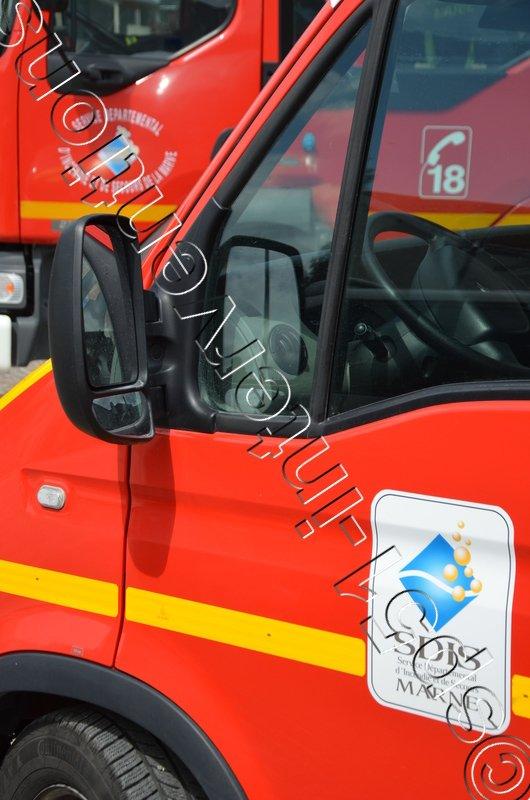 MERCREDI 17 AOÛT 2016 - DEUX ACCIDENTS A RETENIR DANS LA MARNE