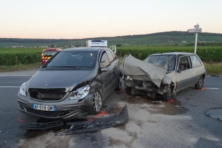 JEUDI 25 AOÛT 2016 - TROIS ACCIDENTS DONT UN MORTEL DANS LA MARNE