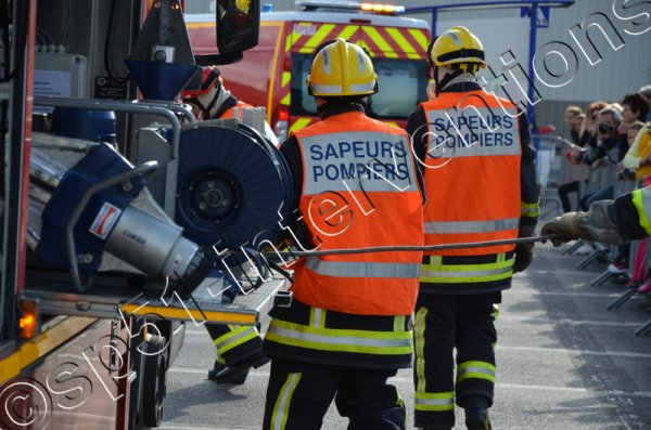 JEUDI 8 SEPTEMBRE 2016 - DEUX ACCIDENTS A NOTER DANS LA MARNE