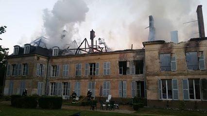 VENDREDI 9 SEPTEMBRE 2016 - LE CHÂTEAU D'ORBAIS L'ABBAYE EN FLAMMES