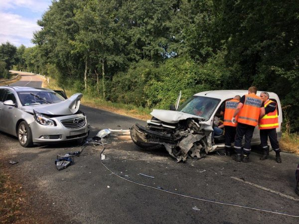 LUNDI 12 SEPTEMBRE 2016 - DEUX ACCIDENTS A NOTER DANS LA MARNE